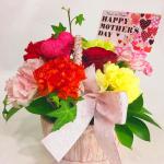 母の日ギフト生花アレンジメント 2016